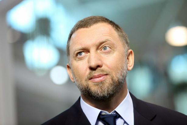 Oleg Dieripaska musi zrestrukturyzować swoje firmy, ale pozostał ich głównym udziałowcem