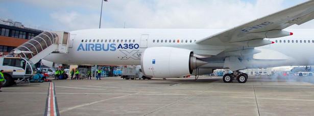 Airbus A350 Źródło: Airbus.com
