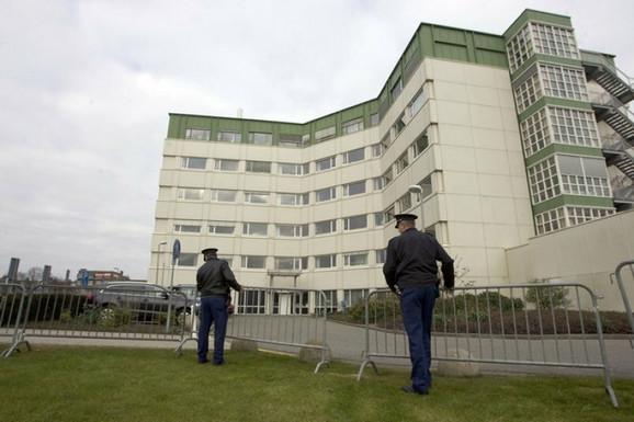 "Holandska bolnica ""Bronovo"" gde je smešten Ratko Mladić"