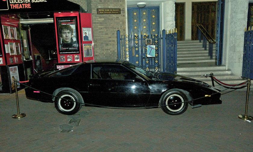 Pontiac Firebird Trans Am KITT