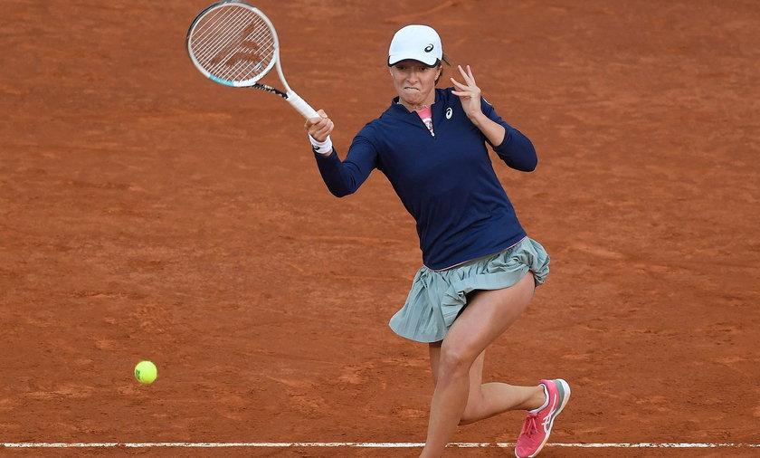 Iga Świątek w Madrycie przeszła próbę generalną przed French Open