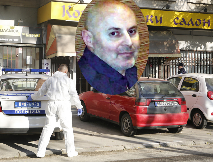 Ubistvo, Dragan Pantelić, Zemun, vlasnik menjačnice, kombo