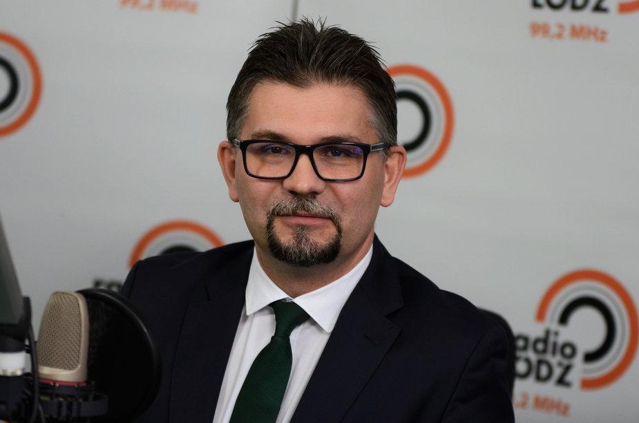 prof. Maciej Banach