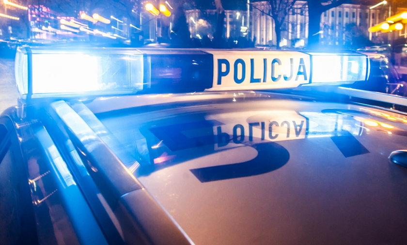 Napad na bank przy ul. Legnickiej we Wrocławiu. Padłu strzały