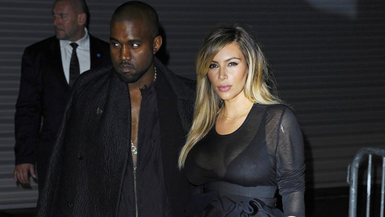 Kim Kardashian i Kanye West biorą ślub