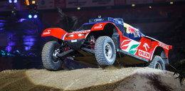 Tym autem może wygrać Dakar