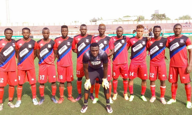 Lobi Stars are the reigning NPFL Champions