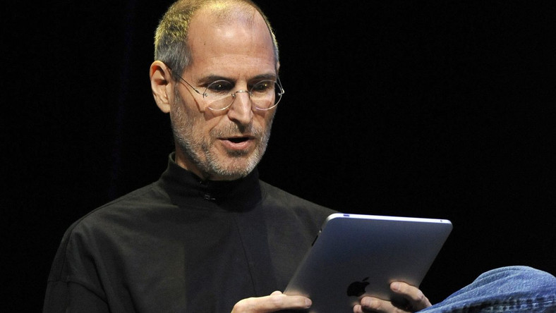 Nowe zabawki Steve'a Jobsa