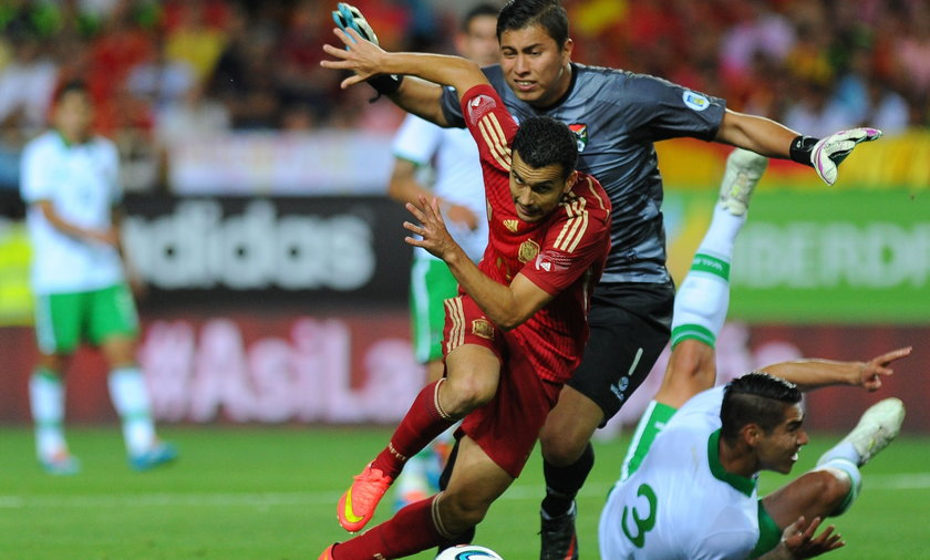 Hiszpania - Boliwia