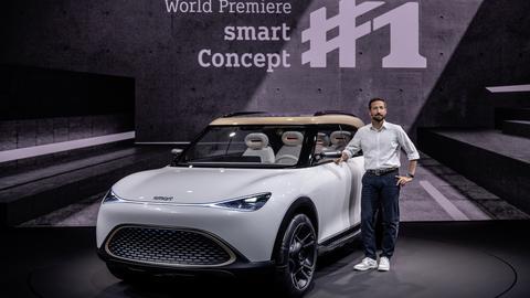 Dirk Adelmann, CEO Smart Europe GmbH, mówi o nowej strategii marki, dotychczas kojarzonej z dwoma modelami małych, miejskich aut.