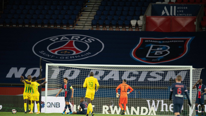 Paris Saint Germain - Nantes