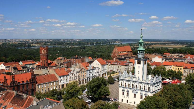 Najlepsze produkty turystyczne - Kujawsko-pomorskie