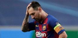 Lionel Messi wściekły po blamażu w Lidze Mistrzów. Chce odejść z Barcelony!