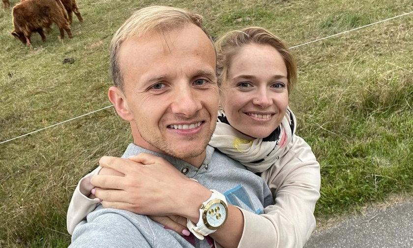 """Paweł i Marta z """"Rolnika""""."""