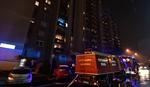 Ugašen POŽAR u Sarajevu: Goreo stan, više osoba povređeno
