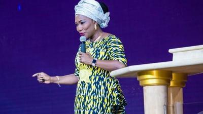 Pastor Funke Adejumo reacts to rape allegation against Pastor Fatoyinbo by Busola Dakolo