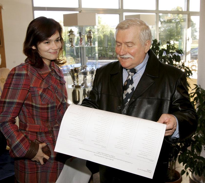 Córki Lecha Wałęsy