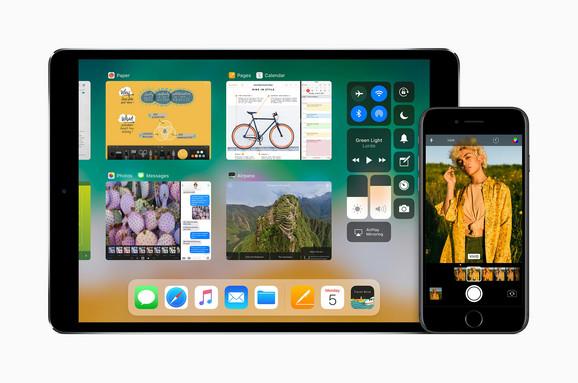 iOS 11 od septembra na Epl uređajima