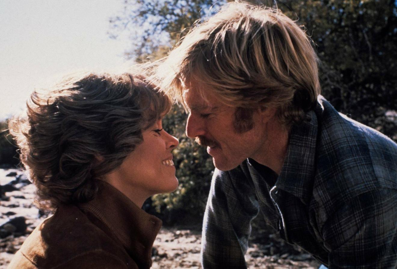 Robert i Džejn Fonda