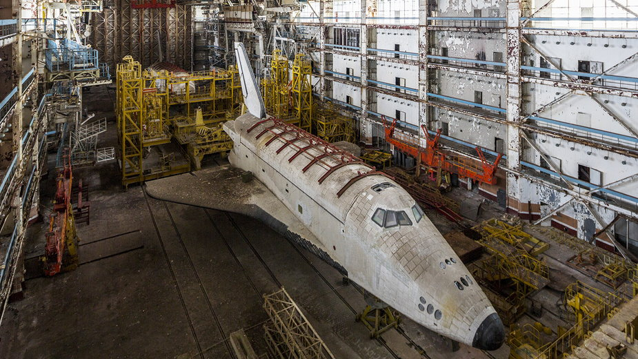 """""""Bajkonur: ślady radzieckiego programu kosmicznego"""" - jak podbój kosmosu wpłynął na sowiecką propagandę"""