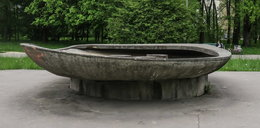Wyremontujcie fontannę w Parku Lotników!