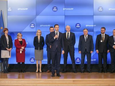 Ewa Kopacz o wizycie Angeli Merkel w Polsce: gospodarka nie urośnie od samych spotkań