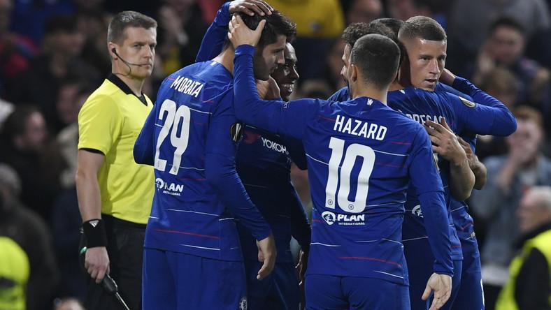70005ef66 Chelsea Londyn - MOL Vidi, relacja i wynik meczu | Liga Europy ...