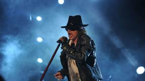 Bilety na Guns N' Roses jak świeże bułeczki