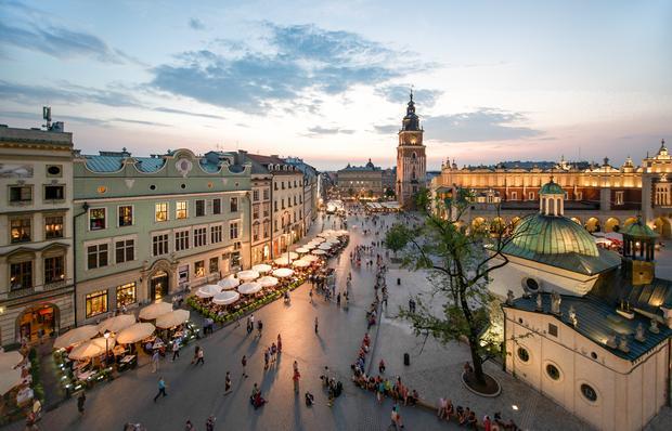 Rynek, Kraków