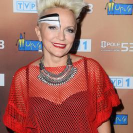 Małgorzata Ostrowska: byłam niepokorna i zbuntowana, ale się zmieniłam