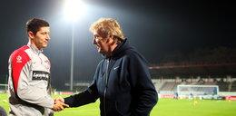 Robert Lewandowski chce pokonać Bońka!