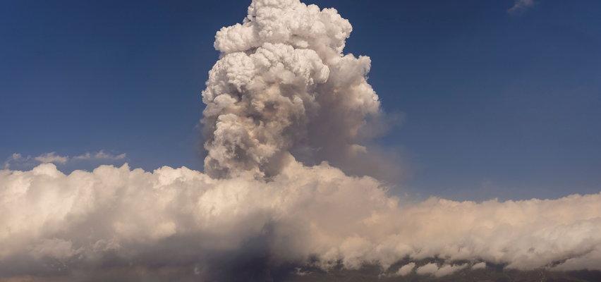 Po wybuchu wulkanu toksyczna chmura zmierza nad Europę. Niesie ze sobą olbrzymie ilości zanieczyszczeń