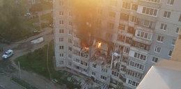 Horror w Jarosławiu. Zawaliło się kilka pięter. Kobieta i dziecko wśród zabitych