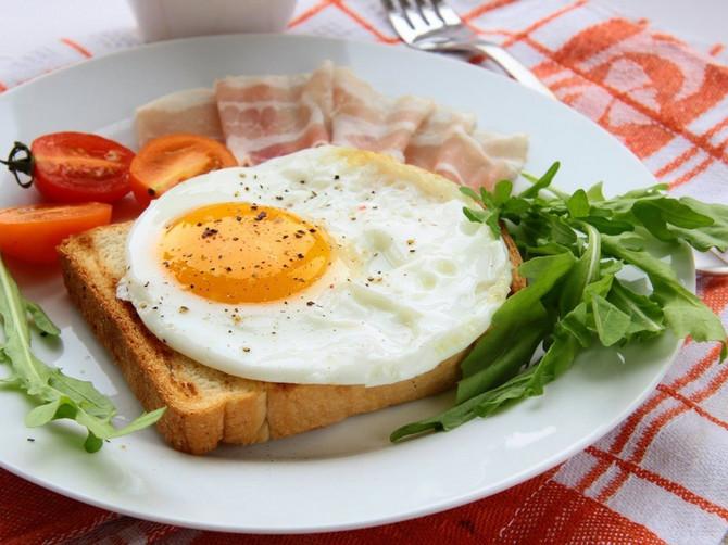 Jaje za doručak