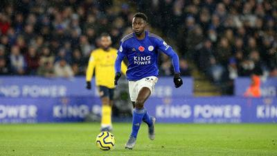 Wilfred Ndidi showed class again as Leicester City beat Arsenal 2-0