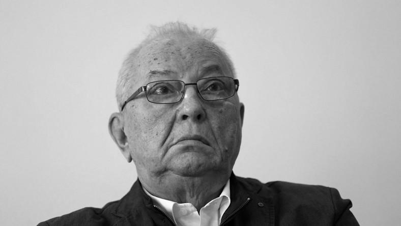 Profesor Jerzy Szacki