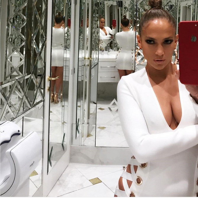Dženifer Lopez obožava modele Meline Džinović