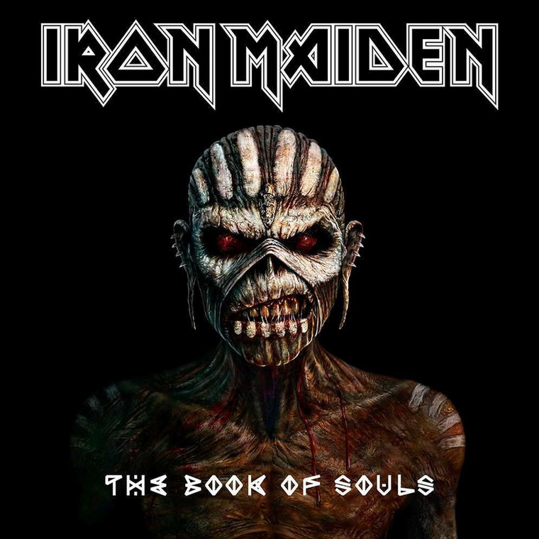 "Iron Maiden – ""The Book Of Souls"""