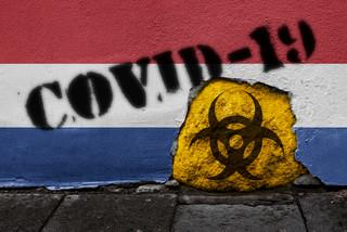 Koronawirus w Holandii: Wraca częściowy lockdown. Prawie 7400 zakażeń