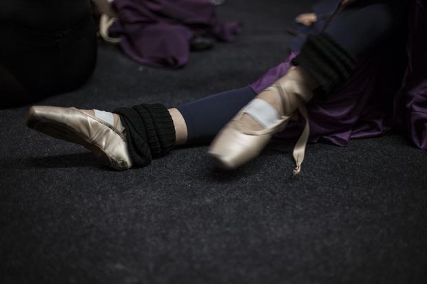 """Potłuczone szkło w puentach czy inne makabryczne zabiegi dla pozbycia się konkurencji to baletowe """"legendy"""""""