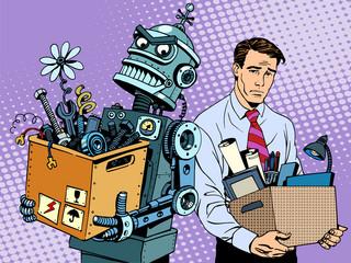 Roboty zabiorą pracę ludziom? 'Gdyby to była prawda, to od XIX wieku bylibyśmy bez pracy'