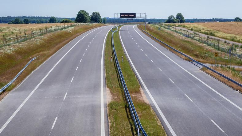 Droga ekspresowa S6 w województwie zachodniopomorskim