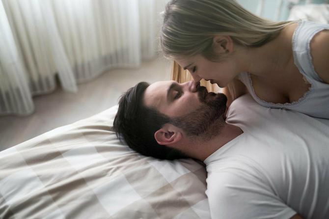 Posle prvog šoka, počela sam da uživam u seksu