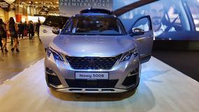 Peugeot podczas Poznań Motor Show