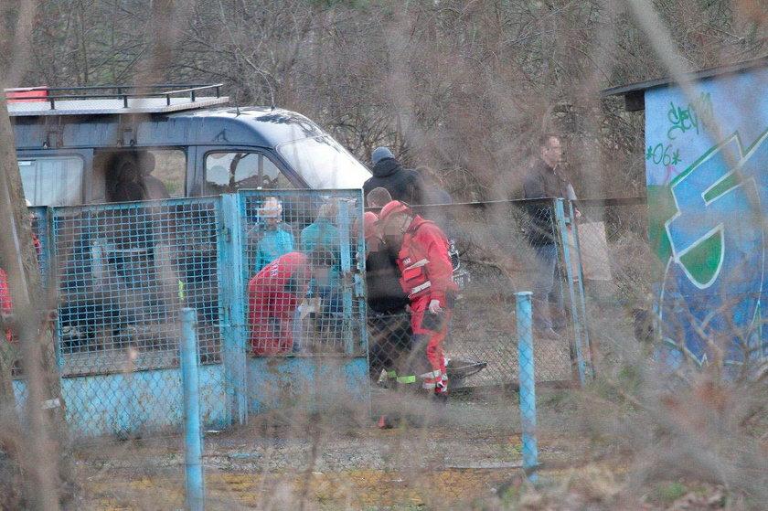 Strażacy wyciągnęli ciało zamordowanej Wiktorii († 15 l.)