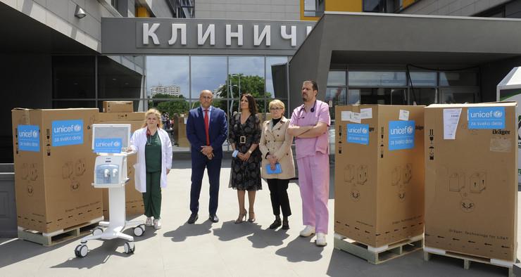 Donacija četiri respiratora bolnicama na jugu Srbije