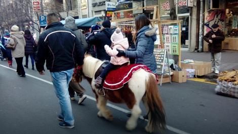 Jahanje konjića