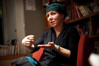 Olga Tokarczuk: Sztuka może znowu odgrywać ważną rolę