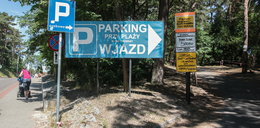Ale drożyzna! Sprawdziliśmy parkingi na Mierzei!