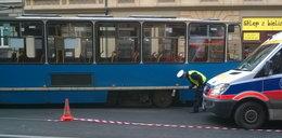 Wykolejony tramwaj staranował 6 aut!